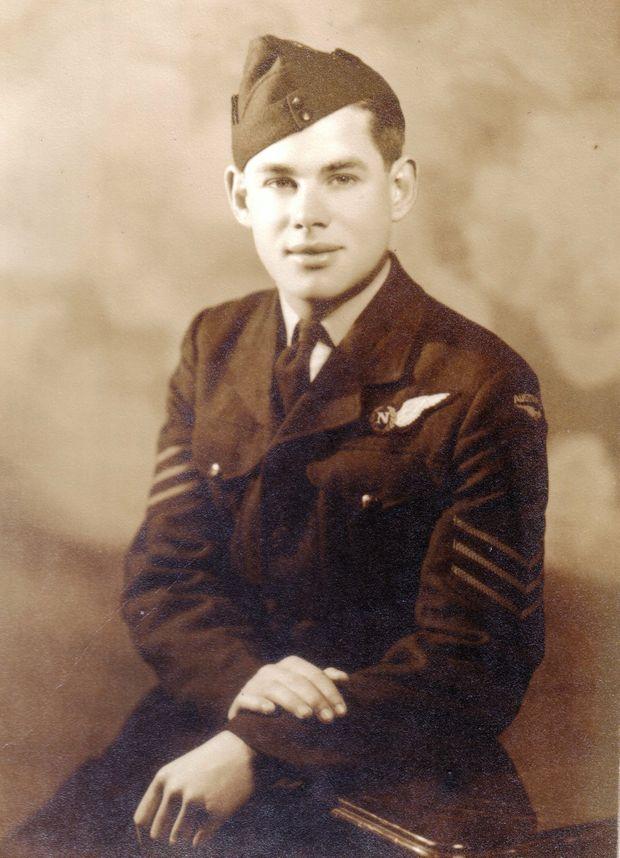 W/O Keith Lambert Hamilton RAAF