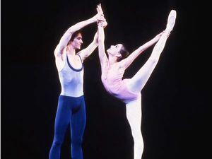 Prima Ballerina  Vicki Attard comes to Toowoomba