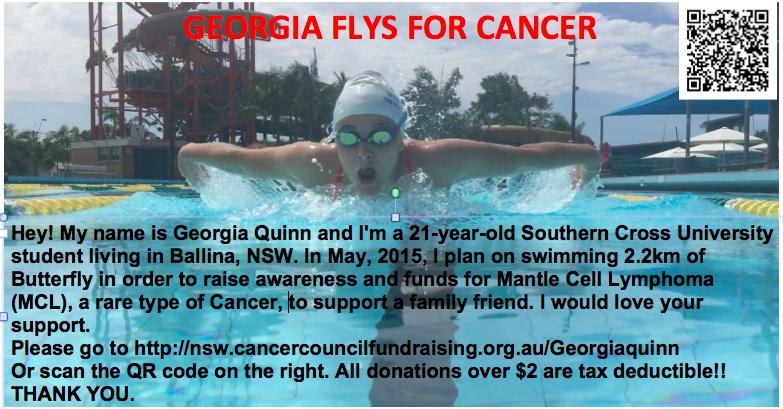 Georgia Flys for Cancer