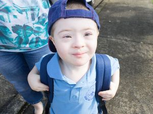 Lucas - my beautiful boy who happens to have down syndrome