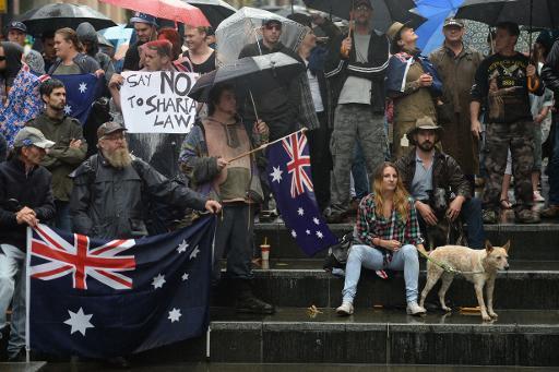 Gympie reclaim rally