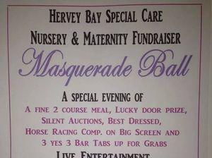 YOUR STORY: Masquerade Ball for Special Care Nursery