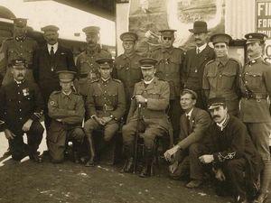 Pvt Hurtle Austin Patterson No.34 9th Battalion