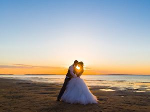 YOUR STORY: Sealed with a kiss on Sunset Beach