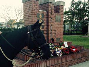 Light horsemen Remember all who served