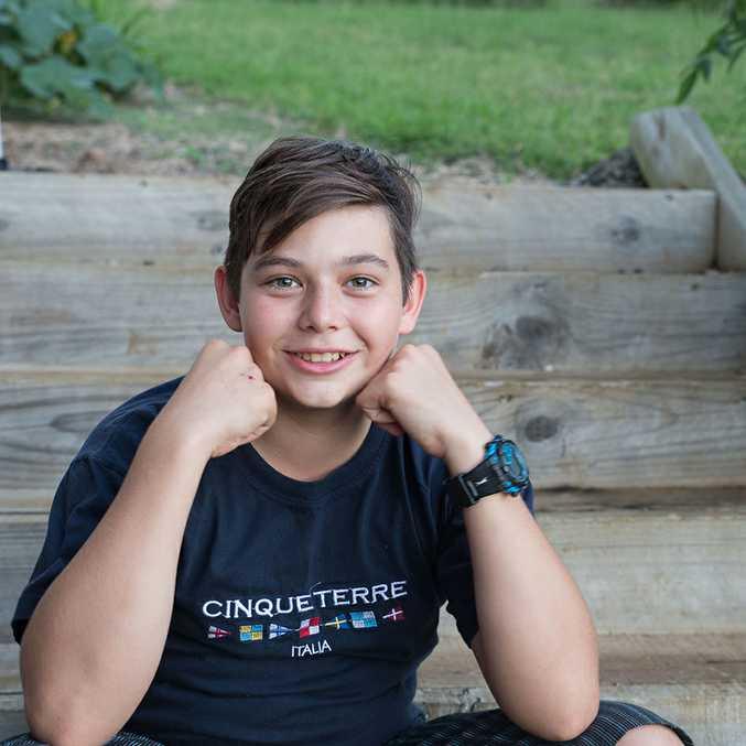 Jayden Driussi (13)