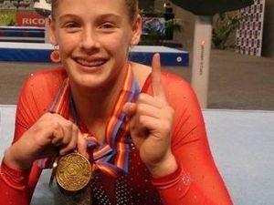 YOUR STORY: Gymnast Karleigh Fraser wins gold at Aussie titles