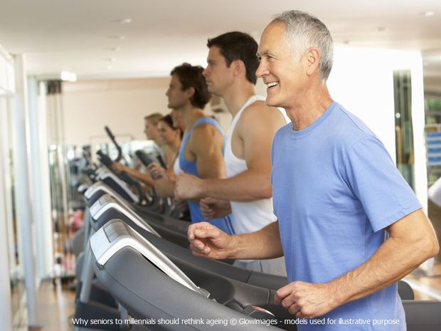 Why millennials to seniors are rethinking ageing