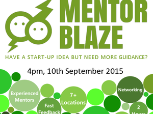 Mentor Blaze - An opportunity for Sunshine Coast business people to ask the experts
