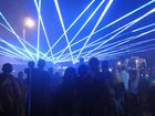 Laser Light Spectacular at Yandina Street Fair
