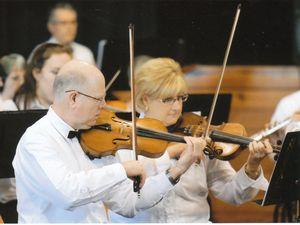 The Bundaberg Symphony orchestra  farewells Leader
