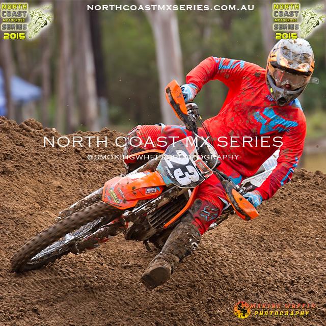 Rider: Tyler Johnson #23