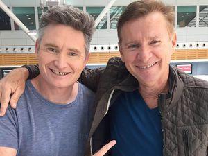 Comedian Dave Hughes Meets His Doppelgänger John Mellor