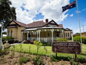Historical Society celebrates 50 years in Schaeffer House