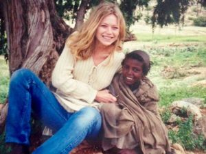 Jo Beth Taylor in Africa for World Vision again