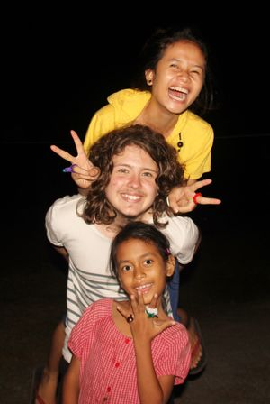 My Girls from SCD Orphanage. Endless Smiles.
