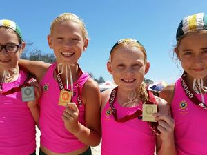 Dicky Beach Nippers win GOLD at the Qld Youth Championships