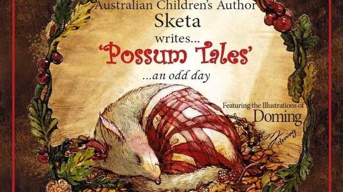 Possum Tales by Sketa.