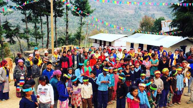 NDSHS teachers return from Nepal