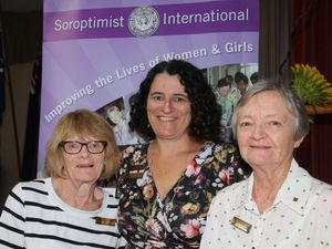 A busy start to year for Soroptimist International members