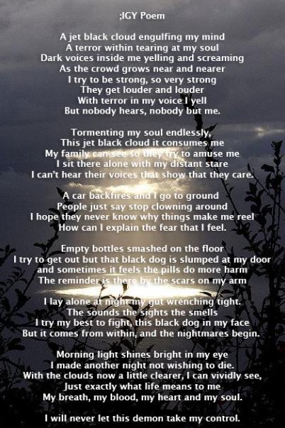 ;IGY Poem
