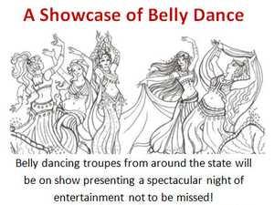 Hervey Bay Belly Dance Concert
