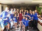 Team Australia with WCOPA Hostess Britt Goodwin