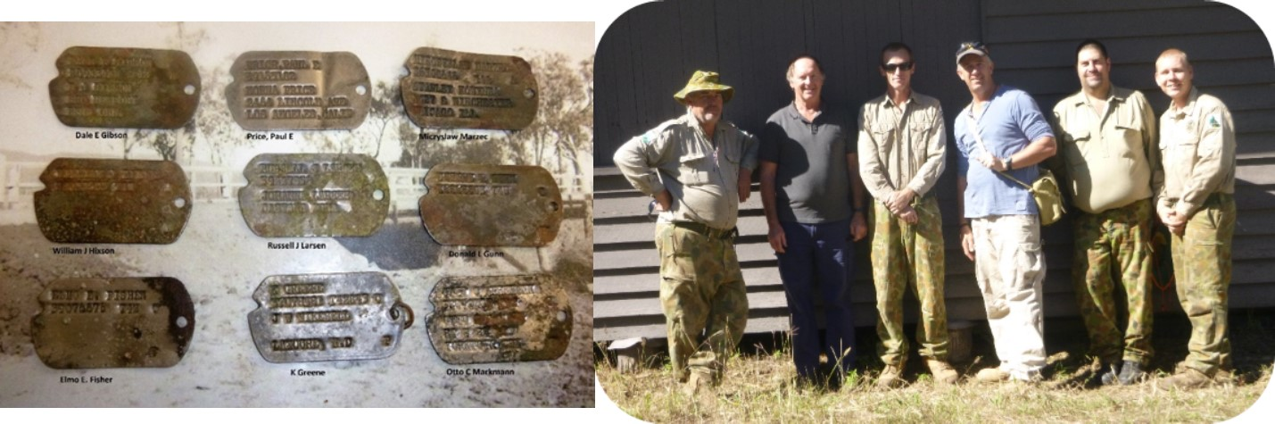 Queensland WW2 Relic Hunters INC