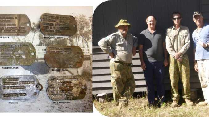 Queensland WW2 Relic Hunters INC