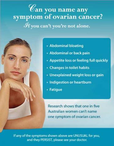 Ovarian Cancer Awareness Maq Noosa News