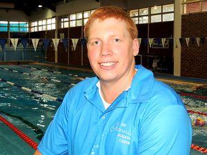 Codie makes waves as new swim coach