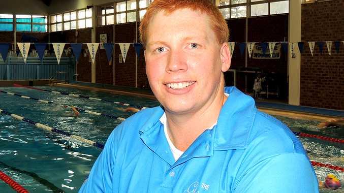 Codie Grimsey, Head Swimming Coach at The Glennie Aquatic Centre