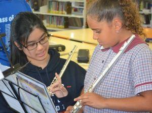 Musicians-a-Plenty at Wyrallah Road Public School