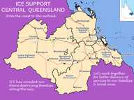 ICE Support Central Queensland.