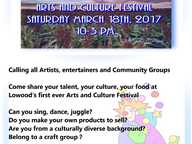 Lowood Community Action Group is proud to host Lowood's first ever Arts and Culture festival.