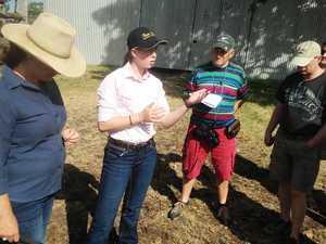 Rural boarder to international delegation interpreter