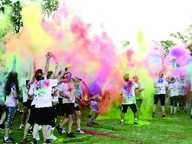 Show your true colours for cancer at Hervey Bay's most vibrant fundraising event!