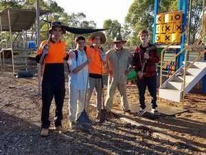 Coast student outback reno rescue