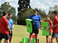 Males and females aged 10 - 15 years are invited to sharpen their skills with Downlands College Director of Rugby Coaching, ex-Wallaby, Mr Garrick Morgan.