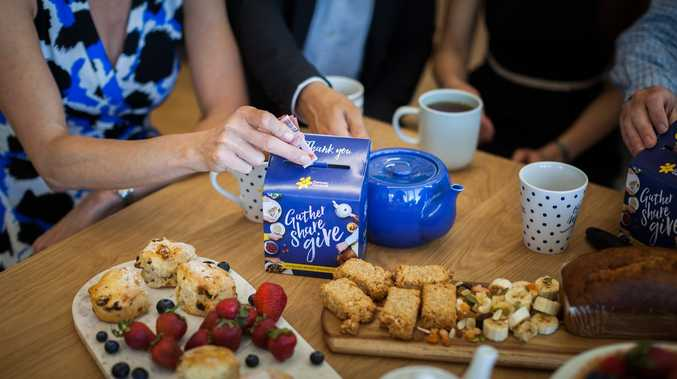 Save the date: Mackay locals invited to help launch Australia's Biggest Morning Tea