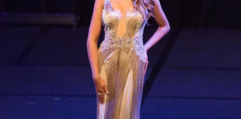 Miss Galaxy Australia 2017 - 2nd Runner Up (Olivia Raffaele) Isaac Purcell Photography