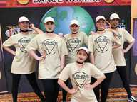 Noosa District State High School Year 11 student Ellie Graham and her dance group, Element had a very intense few days competing at the Dance Worlds Competition in Orlando, Florida.