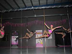 Free pole dancing classes in Caloundra