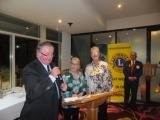 Tuesday 4 th July saw the Lions Club of Tewantin Noosa celebrate the 100th year of Lions International and the new year of Tewantin Noosa Lions Club.