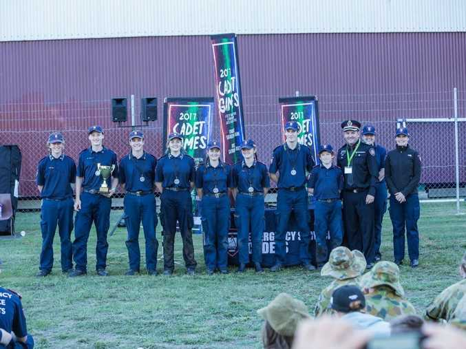 Cooroora PCYC Emergency Services Cadets