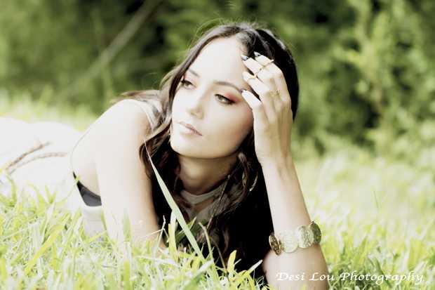 Indigenous Model Rhianna Tannock