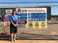 Site Skills Training welcomes Nicola Curtis as the new Operations Manager for Central Queensland - operating out of the Gladstone facility.