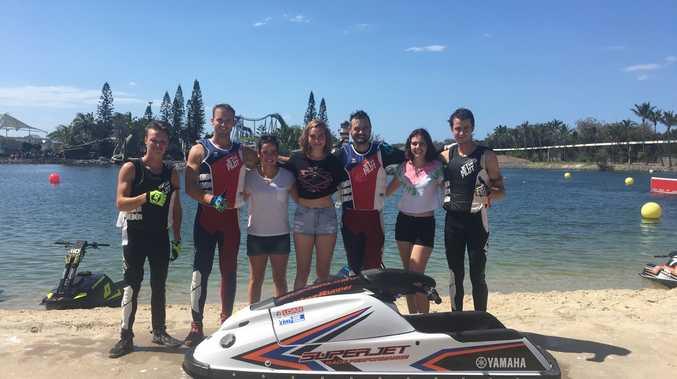 NDSHS economics students visit Sea World