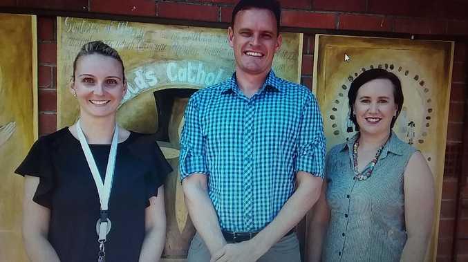 Three New Staff for The Blue School!