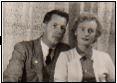 1957 Engagement - Adaline Clemson and Bladen Brooke